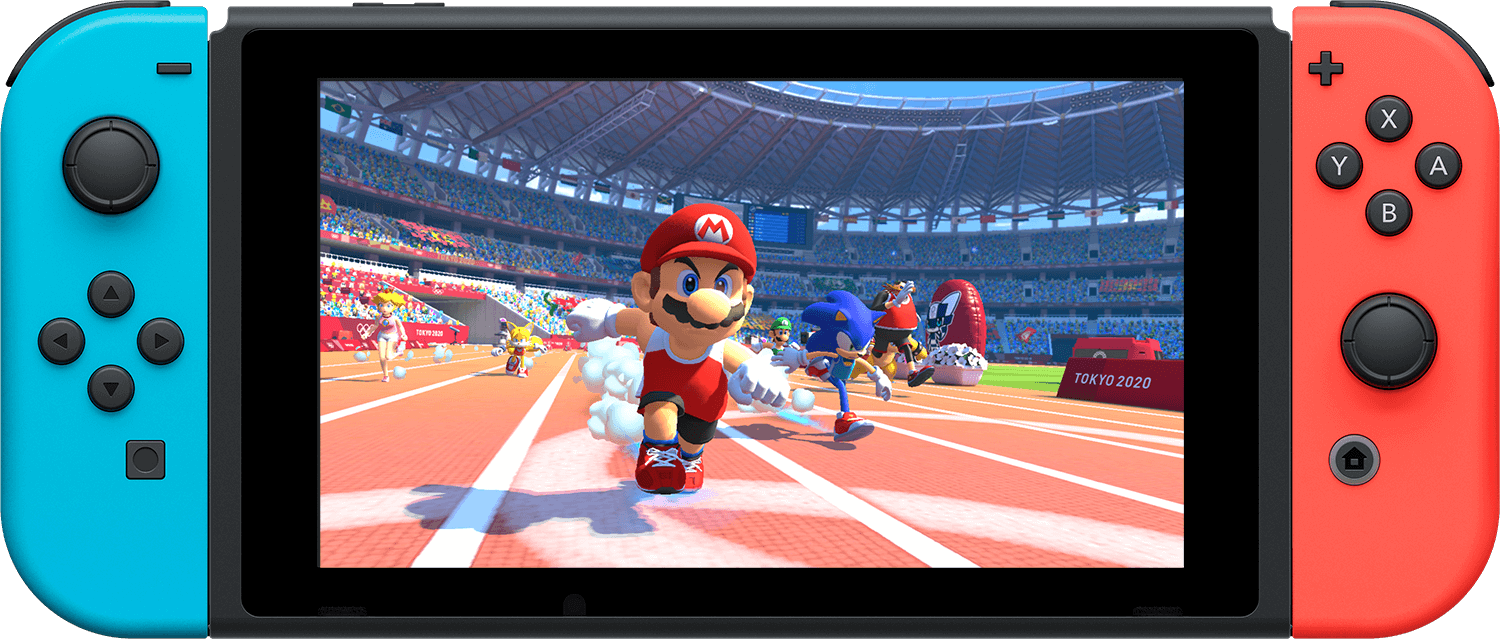 Mario And Sonic Tokyo 2020 Official Website