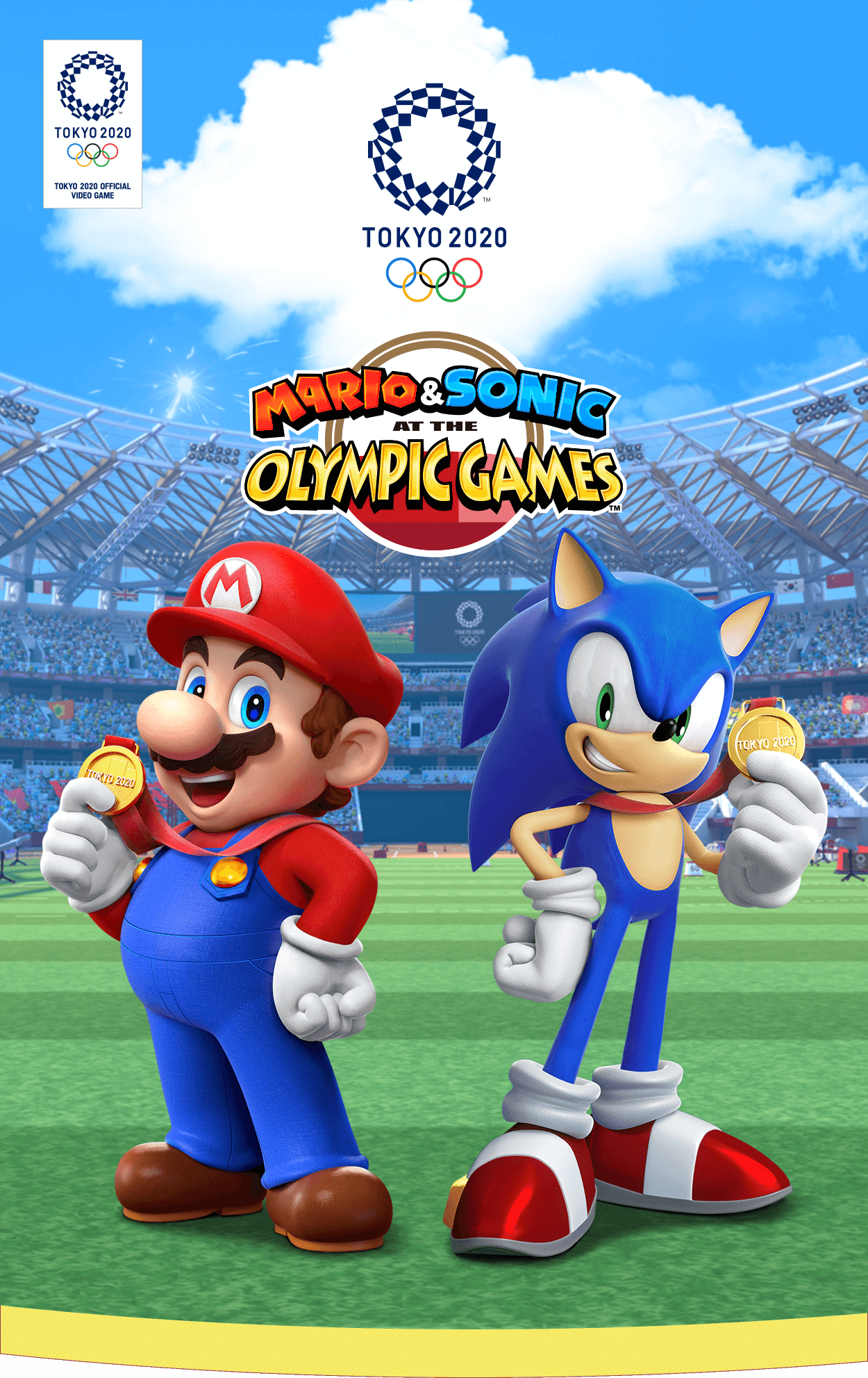 Games With Gold 2020.Mario And Sonic Tokyo 2020 Official Website