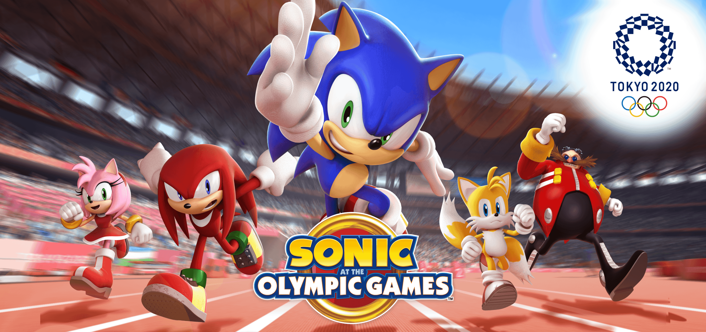 Sonic at the Olympic Games – Tokyo 20™
